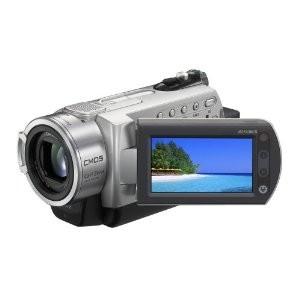DCR-SR300- 40-gigabyte Hard Drive Camcorder