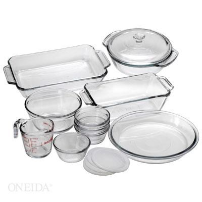 15 Pc. Bake Set
