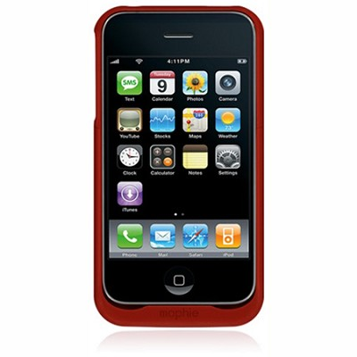 Juice Pack Air | iPhone 3G | Red (Minor Blemishes)