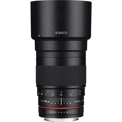 135mm F2.0 ED UMC Telephoto Lens for Canon DSLR