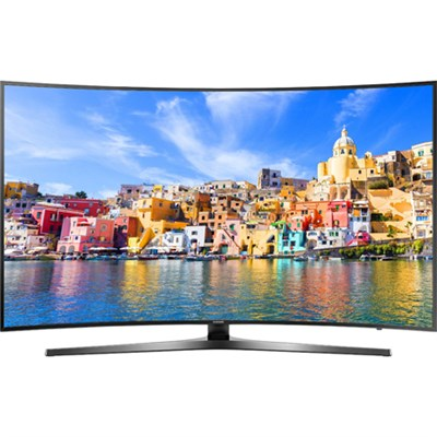 UN65KU7500 - 65` KU7500 7-Series Curved 4K Ultra HD Smart LED TV - OPEN BOX