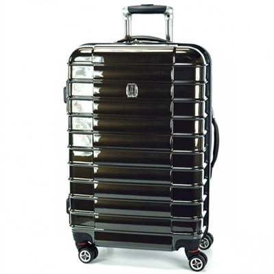 Freerun 24-inch Carry-On Hardside Spinner Suitcase (Bronze) 2020T6404