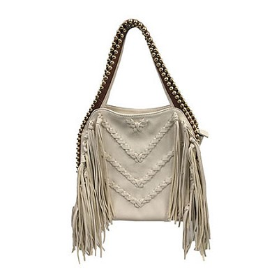 Graya Handbag - Bone