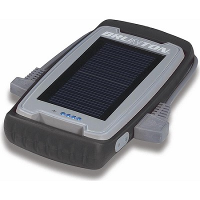 Freedom 2200 mAh, 1X Charge, Solar, Vibram  Sole (Black) - F-FREEDOM-VBK