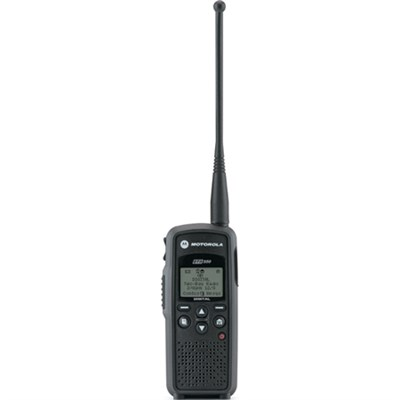 DTR550 Digital On-Site Two-Way Radio - Black - OPEN BOX