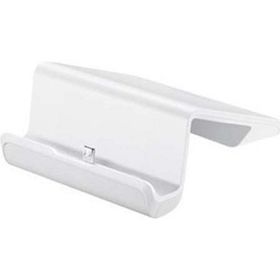 White 11 Pin Micro USB Desktop Dock for Galaxy Note 8.0 and Tab 3