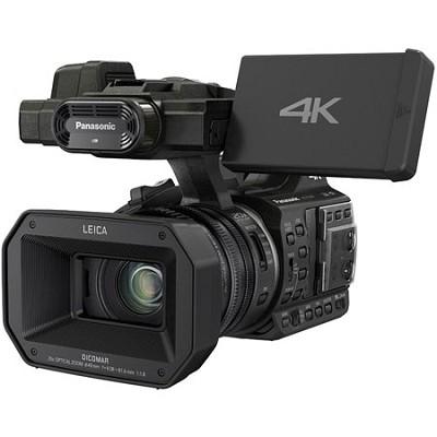 HC-X1000 4K 24p Cinema 60p Black Video Camcorder