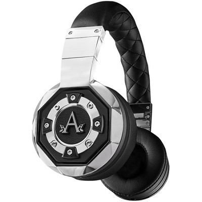 A11 Lyric On-Ear Headphones - Liquid Chrome
