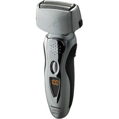 ES8109S - Men's 3-Blade (Arc 3) Wet/Dry Nanotech Rech.Electric Shaver - OPEN BOX