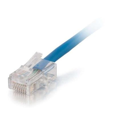 75FT CAT5E NON BOOTED CMP BLUE