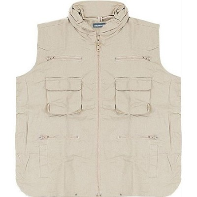 Ranger Travel Vest