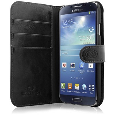 Klass Case for Samsung Galaxy S4 - Black