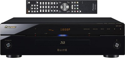 BDP-05FD Elite Blu-Ray Disc Player - Upscaling