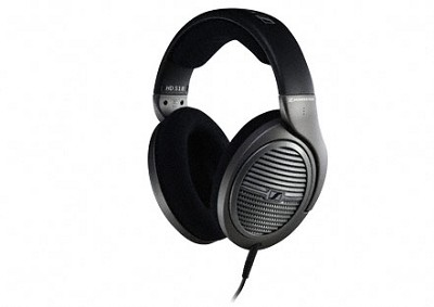 HD 518 Headphones (Black)