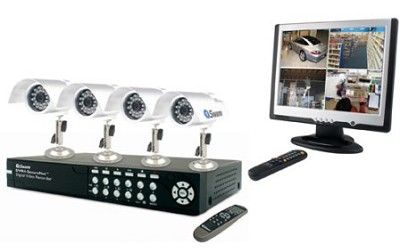 DVR4-Securanet MAXI PRO KIT (SW244-4MD)