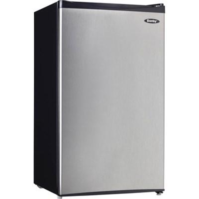 Designer 3.2 Compact Refrigerator with Freezer - DCR032C1BSLDD