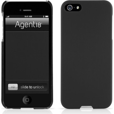 SlimShield Slim Case for iPhone 5 - Black