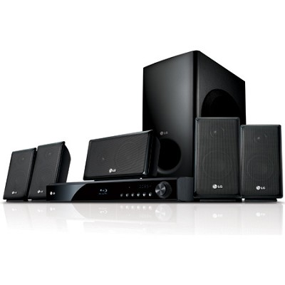 LHB326 - Full HD 1080p Network Blu-ray Home Theater System