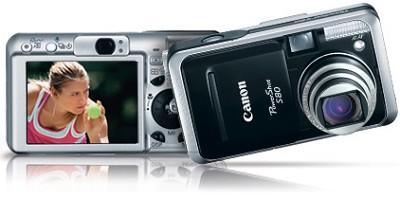 Powershot S80 Digital Camera