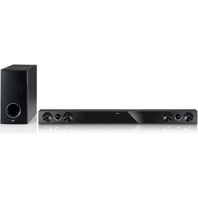 NB3520A Sound Bar Audio System with Wireless Subwoofer and Bluetooth Streaming
