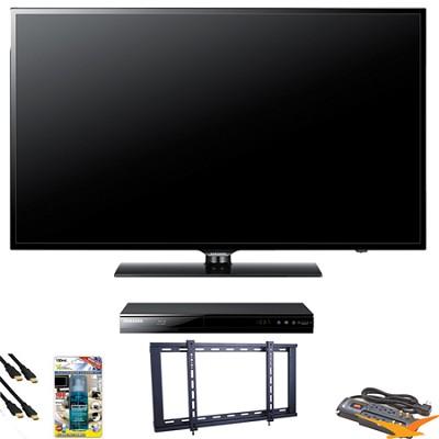 UN40EH6000 40 inch 240hz LED HDTV Blu Ray Bundle Bundle
