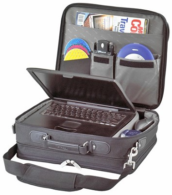 ONP1 15.4` Notepac Plus Carrying Case