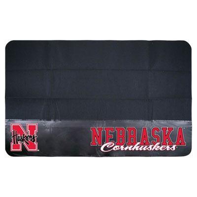 Nebraska Cornhuskers Grill Mat - 15019NEBGD
