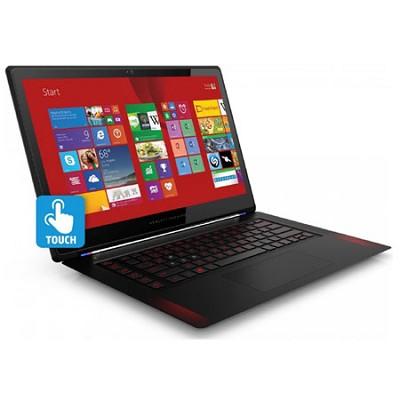 OMEN 15-5110nr 15.6` 4th gen Intel Core i7-4720HQ Touchscreen Gaming Notebook