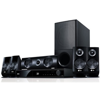 LHB536 - 3D Wifi Blu Ray Home Theater System - OPEN BOX