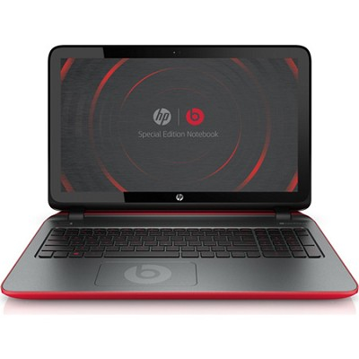 15-p030nr 15.6-Inch Special Edition Laptop w/ Beats and AMD Quad-Core Processor