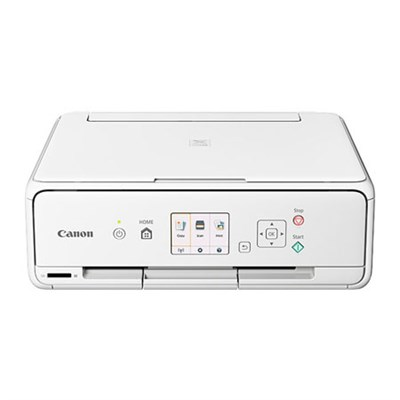 TS5020 Wireless Color Photo Printer with Scanner & Copier (White) 1367C022