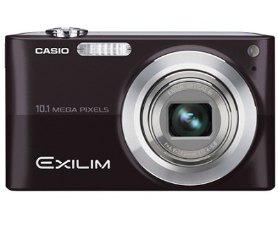 Exilim EX-Z200 10.1MP Digital Camera with 2.7` LCD (Black) - REFURBISHED