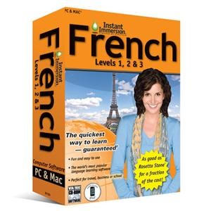 French Levels 1 2 & 3 Win/Mac  V2