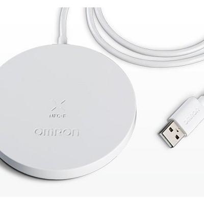 NFC Communication Tray Activity Monitor