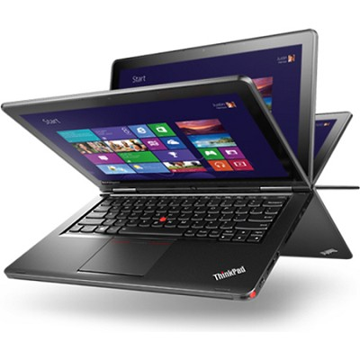 ThinkPad Yoga 12.5-Inch Convertible 2 in1 Touchscreen Ultrabook - Core i7-4600U