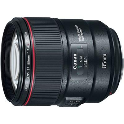 85mm f/1.4L IS USM Fixed Prime Digital SLR Camera Lens