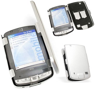 Aluminum Hard Case for iPaq 2000 Series
