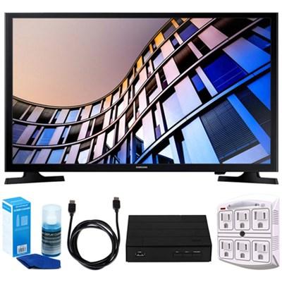 27.5` 720p Smart LED TV (2017 Model) + Terk HD Digital TV Tuner Bundle