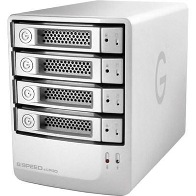 G-SPEED eS Pro 12000GB High-Performance Fail-Safe RAID Solutions HD2K - OPEN BOX