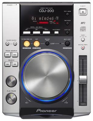 CDJ-200 Pro CD Player - OPEN BOX