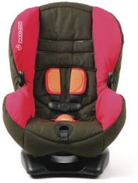 Priori Convertible Car Seat- Indian Spice