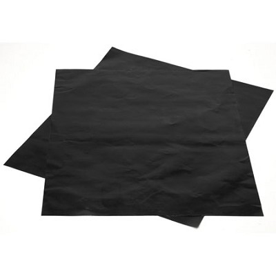 Non-Stick Reusable Grilling Sheets, Black - CNGS-1613