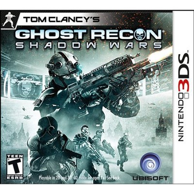 Tom Clancy's Ghost Recon: Shadow Wars for Nintendo 3DS