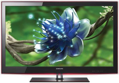 UN40B6000 - 40 in LED High-definition 1080p 120Hz HDTV - REFURBISHED