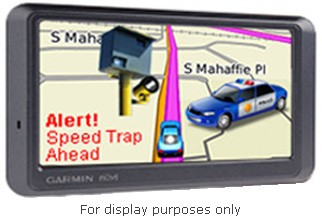 Turns your GPS into a Red Light Camera & Speed Trap detector-1 Year Subscription