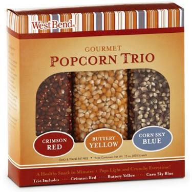 PC10505 Gourmet Popcorn Trio