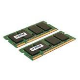 2GB Kit (2x1GB) 200-Pin PC2 5300 667Mhz SODIMM DDR2 RAM