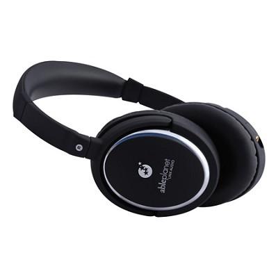 True Fidelity Around the Ear ANC (Black/Chrome)