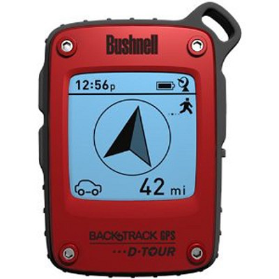 360300 - BackTrack D-Tour Personal GPS Tracking Device-Red