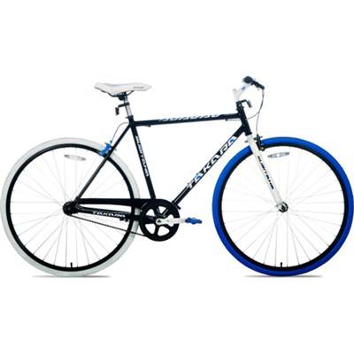 23`/58cm Sugiyama Single Speed Fixie Road Bike (12788) - OPEN BOX